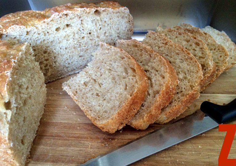 ESKİ hamur mayalı ekmek