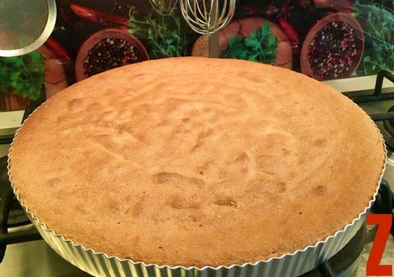 İspanyol bademli kek