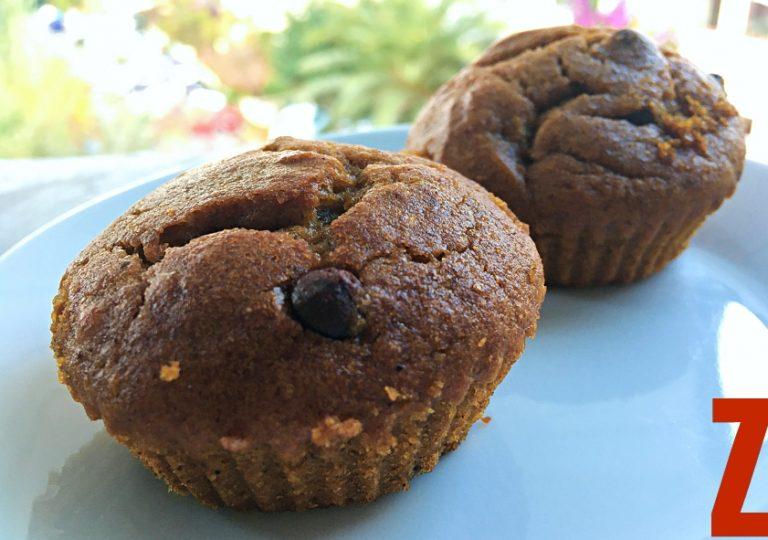 balkabaklı cupcake